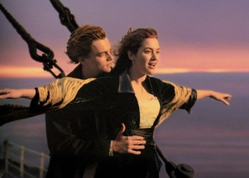 Filmografia DiCaprio Titanic