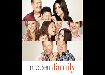 modern family curiosità
