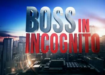 boss in incognito 2018