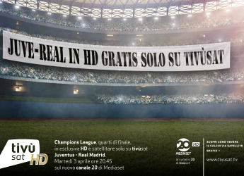 canale 20 mediaset_juventus-real in tv