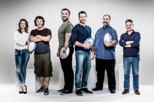 Rugby Test Match Italia