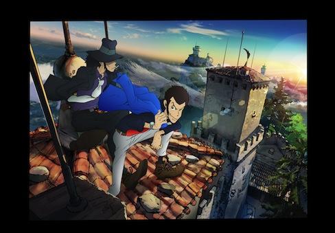 Scoprite le 5 curiosità sulla serie di Lupin III ambientata in Italia