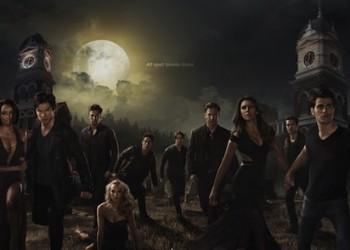 The vampire's diares su la5