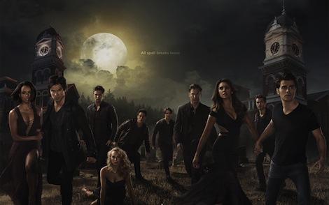 Su La 5 va in onda The vampire's diares: nuovi intrecci e nuovi personaggi per la sesta stagione della saga