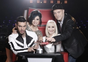 Giuria The voice Italia