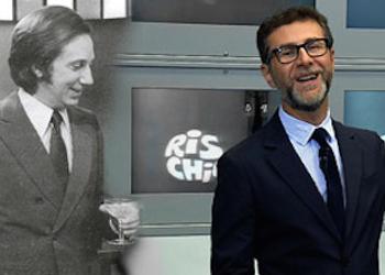 Torna Rischiatutto condotto da Fabio Fazio: la storia continua