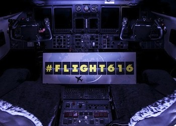 Flight 616: il nuovo reality game condotto da Paola Barale