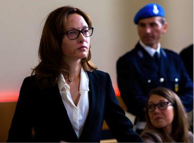 Cristiana Capotondi è Lucia Annibaldi in Io ci sono
