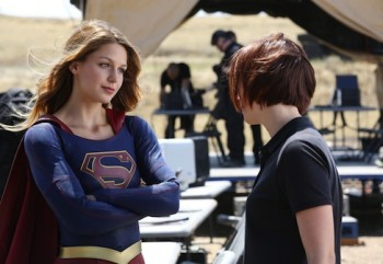 SUPERGIRL foto di WARNER