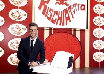 """""""Rischiatutto"""": il quiz di Mike Bongiorno torna su Rai 3 dal 27 ottobre, condotto da Fabio Fazio"""