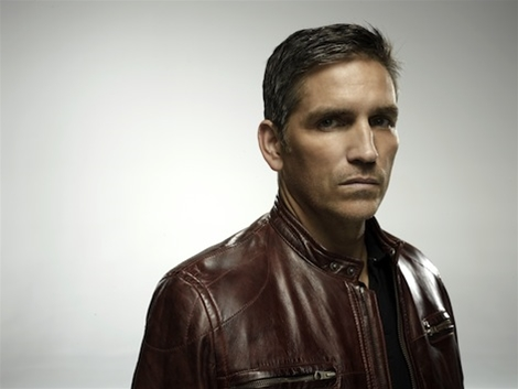 person of interest John Reese - James Caviezel