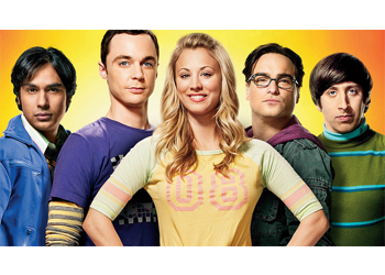 the big bang theory curiosità