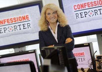 Confessione Reporter: Stella Pende conclude il ciclo con Bruno Vespa