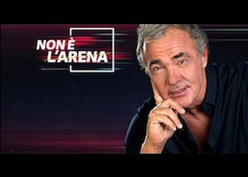 """Massimo Giletti su La7 con """"Non è l'Arena"""": tutto quello che c'è da sapere"""
