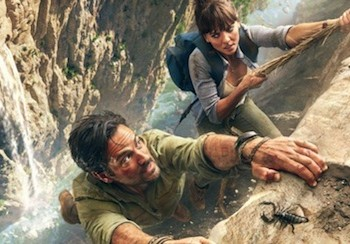 hooten and the lady serie tv