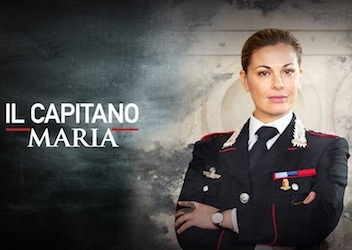Il Capitano Maria: trama, cast e quando va in onda la nuova fiction di Rai 1
