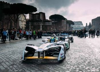 Formula E: l'E-Prix di Roma in tv, ecco dove vederlo
