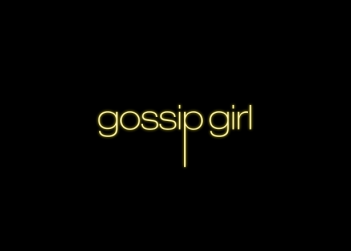 serie tv come gossip girl