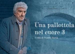 Una pallottola nel cuore 3: torna su Rai 1 la fiction con Gigi Proietti