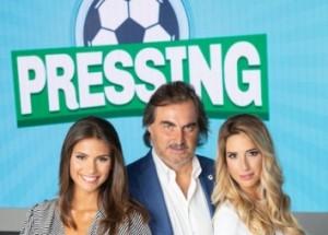 Pressing: torna in tv lo storico programma sportivo di Mediaset