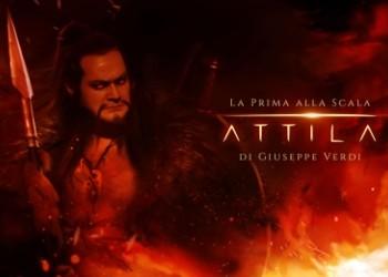 Inaugurazione Teatro alla Scala in tv la diretta dell'Attila di Verdi