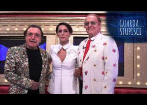 Guarda… Stupisci: su Rai 2 il nuovo programma di Renzo Arbore con Nino Frassica