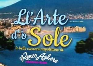 """Renzo Arbore torna in tv su Rai 5 con """"Ll'arte d' 'o sole"""""""