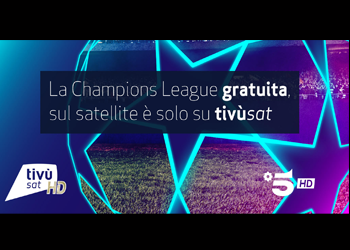 Champions League 2019-2020 in tv
