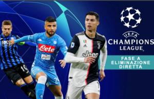Torna il calcio in tv in chiaro: le ultime notizie su Coppa Italia e Champions League