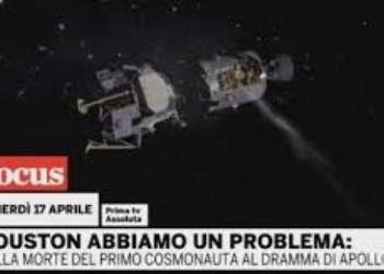 anniversario Apollo 13 Focus