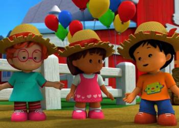 little people cartone animato in tv