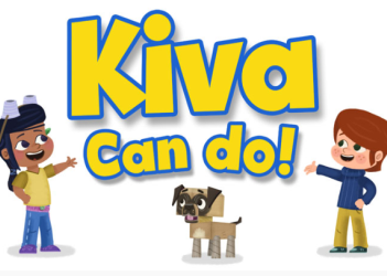 kiva lo può fare cartone animato