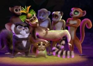 Arriva in tv su K2 'Tutti pazzi per Re Julien': la serie animata spin-off di 'Madagascar'