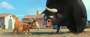 Ferdinand cartone animato