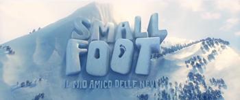 Smallfoot il mio amico delle nevi