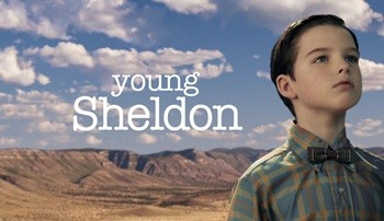 young sheldon italia uno