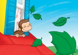 curioso come george cartone animato