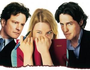 trilogia bridget jones in tv