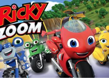 ricky zoom in tv