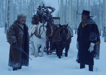 the hateful eight in tv